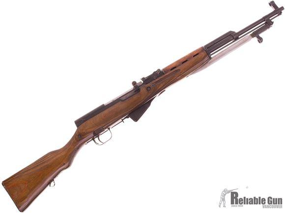 Picture of Used Simonov SKS 7.62x39 Semi Auto Rifle, 1948 Tula, Laminate Stock, Good Condition