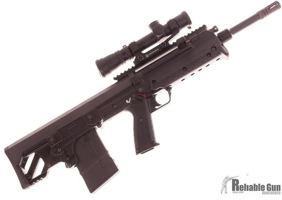 Picture of Used Kel Tec RFB Bullpup Rifle, .308 Win, Nightforce NXS 1-4x24 IHR Reticle, 1 Mag,  Very Good Condition