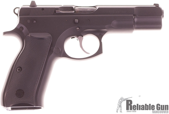 Picture of Used CZ 75BD Semi-Auto 9mm, Decocker Model, With Two Mags  & Original Box, Very Good Condition