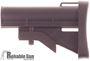 Picture of Diemaco / Colt Canada AR 15 Parts - C7A2/ C8A3 Sliding Butt Stock, Matte Black