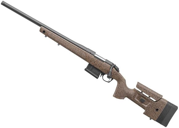 """Picture of Bergara B-14 HMR LH Bolt Action Rifle - 6.5 Creedmoor, 22"""", 5/8""""x24 Threaded, Left Handed, Molded Mini Chassis w/ Adjustable Comb"""