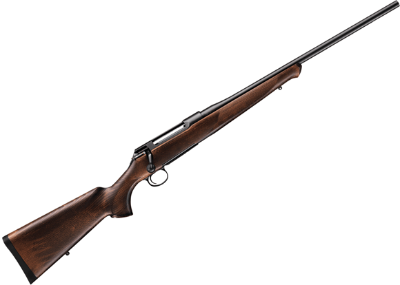 "Picture of Sauer S 100 Classic Bolt Action Rifle - 30-06, 22"", Cold Hammer-Forged BBL, ERGO MAX Dura-Beech Wood Stock, Ever Rest Bedding, 5rds, Adjustable Single-Stage Trigger"