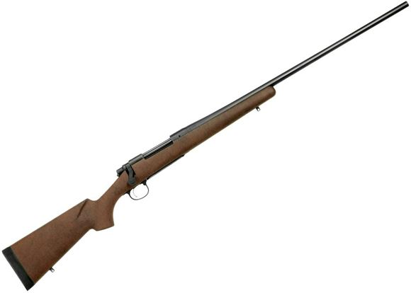 """Picture of Remington 700 AWR Bolt Action Rifle - 7mm Rem Mag, 24"""" 5R Barrel, Stainless Steel w/ Black Cerakoted Finish, Grayboe Stock, X-Mark Pro Trigger, 3rds"""