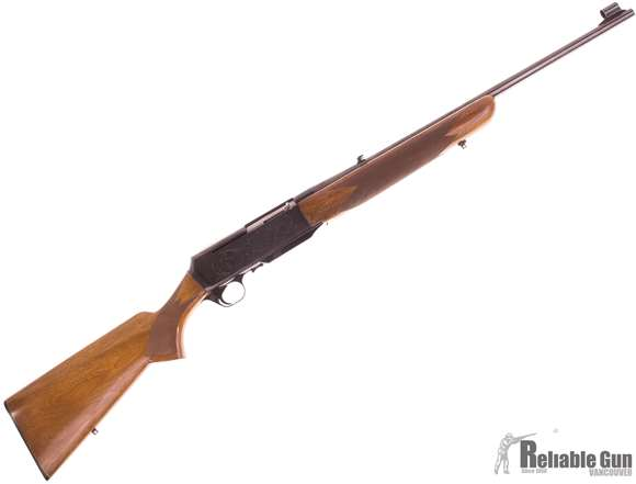 """Picture of Used Browning BAR Semi-Auto 30-06 Sprg, 22"""" Barrel, Iron Sights, 2 Mags, Good Condition"""