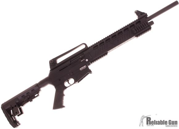 "Picture of Used Axor MF-2 Semi Auto Shotgun, 12 ga, 3"", 20"" Barrel, 3 Mags, Carry Handle, Chokes, Original Kit, Good Condition"