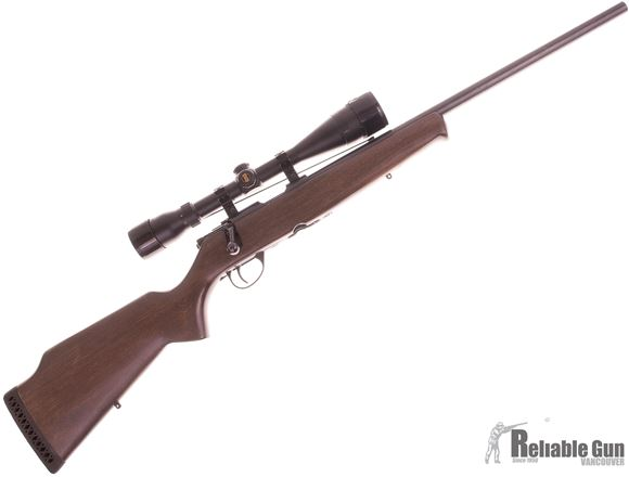 """Picture of Used Norinco Model 522 Bolt Action Rifle, .22 Lr, 20"""" Hammer Forged Barrel, Bushnell 4-12 AO, 2 Mags, Good Condition"""