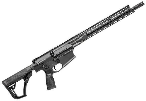 "Picture of Daniel Defense DD5V1 Semi-Auto Carbine - 7.62x51mm NATO/308 Win, 16"", Mid-Length Gas, Mil-Spec Heavy Phosphate Coated Chrome Moly Vanadium Steel Cold Hammer Forged, Chrome Lined, Lightweight Profile, Black Cerakote CNC Machined of 7075-T6 Aluminum Receiv"