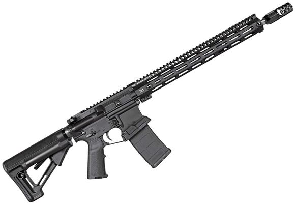 "Picture of Bushmaster Range Runner Semi Auto Rifle - 223 Wylde 16"" Odin Works SS BBL, Midwest Industries 15"" M-LOK Handguard, Magpul STR stock & MIAD Grip, 5rds Pmag, Talon Ambidextrous Safety, Lancer Nitrous Compensator"