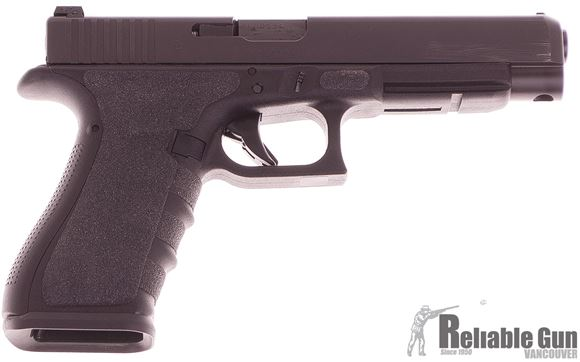 Picture of Used Glock 34 Gen 4 Semi Auto Pistol, 9mm Luger, 4 Mags, Magpul Magwell, Original Box, Very Good Condition