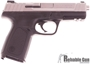 "Picture of Used Smith & Wesson (S&W) Model S&W SD9 VE Striker Fired Action Semi-Auto Pistol - 9mm, 4-1/4"", Stainless Steel, Polymer Frame, Two-Tone 3x10rds, Very Good Condition"