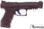 """Picture of Used Walther PPQ Q5 Match Semi-Auto Pistol - 9mm, 5"""" Barrel, Black, 3x10 Rds, Optics Ready, Excellent Condtion"""