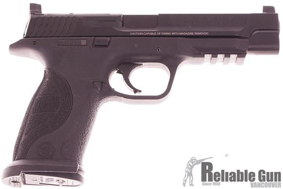 Picture of Used Smith & Wesson M&P 9 Pro - W/ Adapter Plates