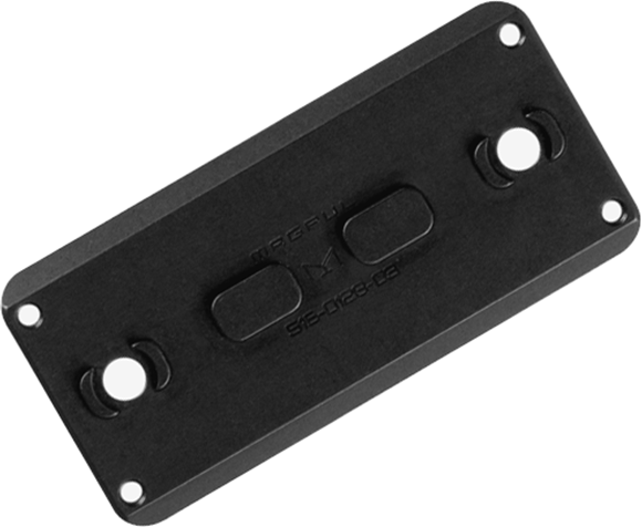 Picture of Magpul Rails - M-LOK Dovetail Adapter For ARCA Swiss/ RRS Aluminum Rail Section, 2 Slots