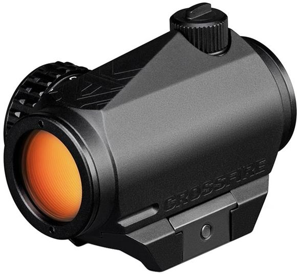 Picture of Vortex Optics, Crossfire Red Dot 2.0 - 2-MOA dot, Low and Lower 1/3 Co-Witness Mounts, 1 MOA Adjustment, Up to 50,000 hours