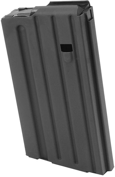 Picture of DPMS Panther Arms AR-10 Magazine - 308 Win/243 Win/260 Rem/6.5 Creedmoor/338 Fed/7mm-08, Black, Steel, 5/20rds