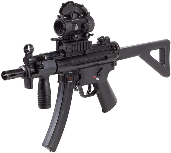 Picture of Umarex Heckler & Koch MP5K-PDW Semi-Auto Airgun CO2 BB Repeater - .177 CAL, 40rd BB Magazine, 400 FPS, Blow Back system