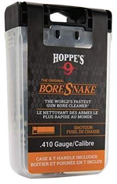 "Picture of Hoppe's No.9 The ""Original"" BoreSnake - Shotguns, .410 Gauge, Inc. T-Handle & Case"