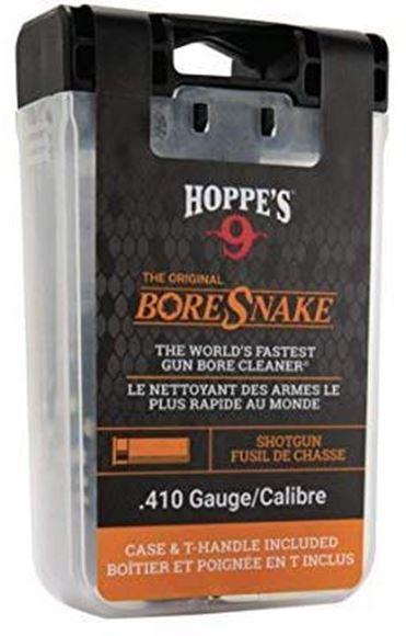"Picture of Hoppe's No.9 The ""Original"" BoreSnake - Shotguns, .410 Gauge, Inc. T-Handle & Case"