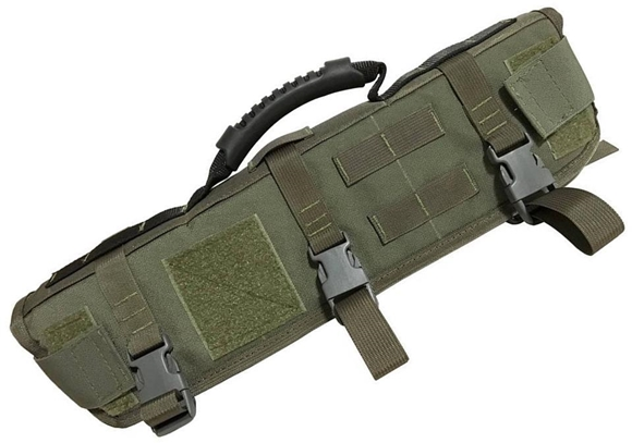 Picture of J.S.A. Tactical Scope Cover and Carry Handle -Ranger Green