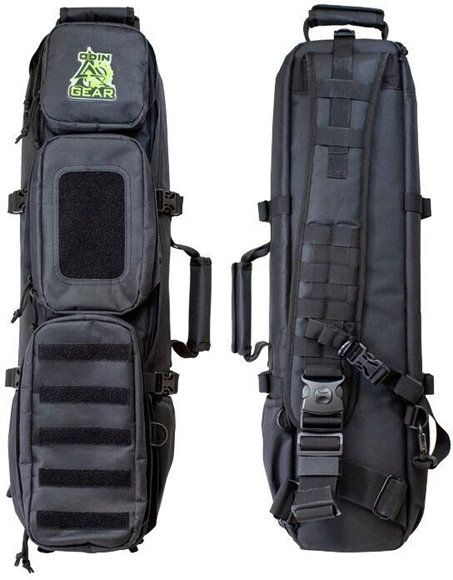 Picture of Odin Works Firearm Accessories - Odin Gear Ready Bag, Takedown Rifle Pack, Black