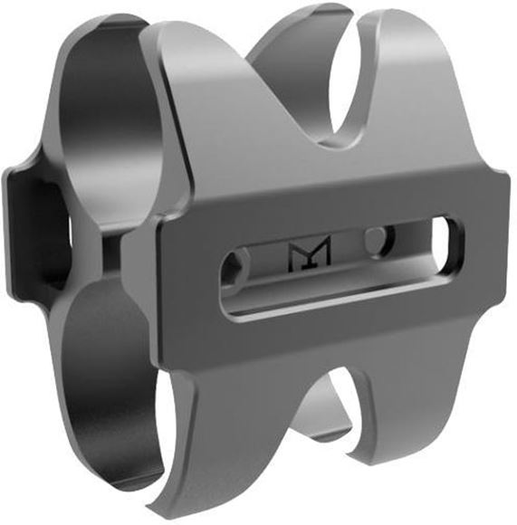 Picture of Remington Shotgun Parts - Model 870/11-87, 12ga, Magazine Extension Clamp with M-Lok Mounts, Anodized Aluminum
