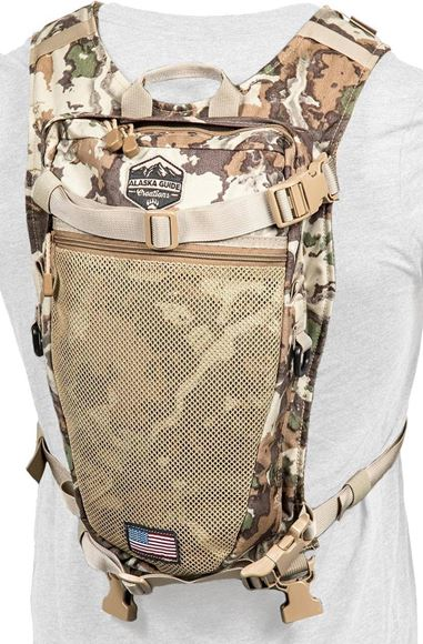 Picture of Alaska Guide Creations Hydration Packs - Stalker Backpack Add On, Fusion, Fits Up To 3L Bladder(Not Included)
