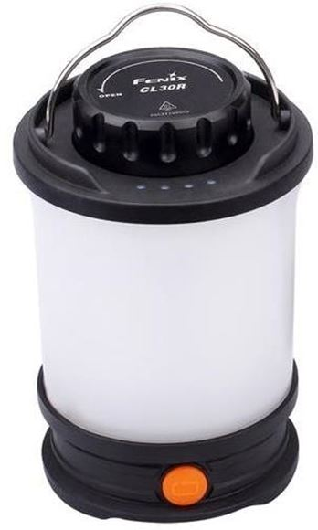 Picture of Fenix All-season Rechargeable Camping Lantern - CR30R, 650 Lumen, Included 3x 18650 Battery