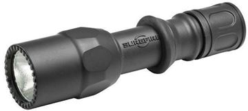Picture of SureFire G2ZX Combat Light Single-Output LED Flashlight - 600 Lumens, Combat Grip, Nitrolon Body, 1.5 Hrs, 2x 123A  (included)