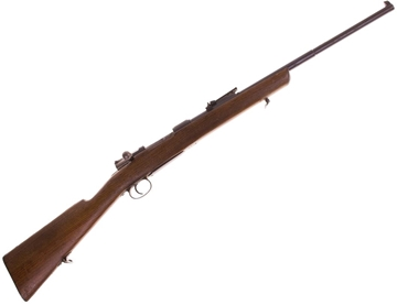 Picture of Used Oviedo Mauser 1893 Bolt-Action 7x57mm, 1915 Production, Sporterized, Rust & Pitting on Barrel, Poor Condition