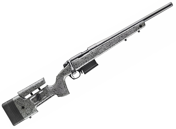 """Picture of Bergara B-14 22 Trainer Bolt Action Rimfire Rifle - 22 LR, 18"""", Steel Barrel #6 Contour, Threaded 1/2x28, Molded w/ Mini Chassis Stock, Adjustable Comb, 10rds"""