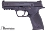 Picture of Used Smith & Wesson M&P 9 Semi Auto Pistol -  9mm Luger, 2 Mags. Original Case, Excellent Condition