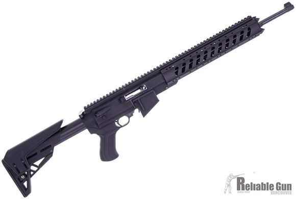 Picture of Used Ruger 10/22 Semi Auto Rifle, 22 LR, 18.5'' standard Barrel, ATI AR 22 Stock, 1 Magazine, Very Good Condition