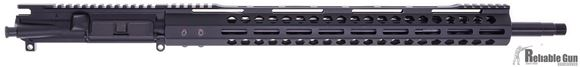 """Picture of Used Aero Precision AR-15 Upper, 6.5 Grendel w/Bolt Head, CNA 20"""" Heavy Barrel, 17"""" M-lok Forend, 2 Magazines, Excellent Condition"""