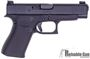 Picture of Used Glock 48 Gen5 Standard Safe Action Semi-Auto Pistol - 9mm, 4.173, Black Frame & Black Slide, Ameriglo HD Night Sights, Slimline, Front Serrations, 2 Mags, Excellent Condition