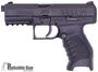 Picture of Used Walther PPX M1 Semi-Auto Pistol, Range Kit - 9mm, 106mm, 3x10rds, Fixed 3-Dot Sights, Rail, Hammer Fired Action, w/Holster & Double Magazine Pouch, Original Case, Very Good Condition