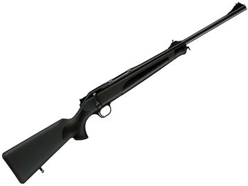 "Picture of Blaser R8 Professional Straight Pull Bolt Action Rifle - 300 Win Mag, 630mm (24"") Barrel w/Sights, Dark Green Synthetic Stock w/Elastomer Inlays on Fore-End and Pistol Grip"