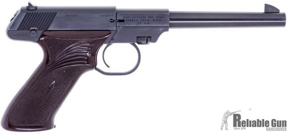 """Picture of Used High Standard Dura-Matic Semi-Auto 22 LR, 6.5"""" Barrel, One Mag, Good Condition"""
