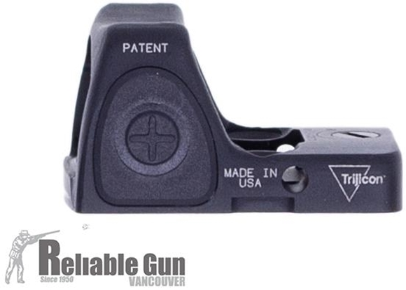 Picture of Used Trijicon Reflex Sight, RMR 06 Type 2 - 3.25 MOA Dot, 1 CR2032 Lithium Battery, 8 Brightness Settings, Original Box, Used Once At Range, Excellent Condition