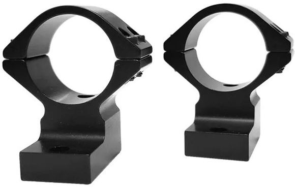 Picture of Talley Lightweight One-Piece Alloy Scope Mount - 30mm, Extra Low, Black Anodized, For Knight MK85, Tikka T3 & Master