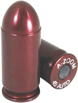 Picture of A-Zoom Precision Metal Snap Caps, Pistol - 45 Auto, 5/Pack