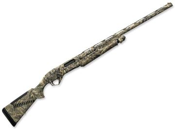 "Picture of Benelli Super Nova Pump Action Shotgun - 12Ga, 3-1/2"", 28"", Realtree MAX-4/5 ComforTech Stock, 4rds, Red-Bar Front & Metal Mid-Bead Sights, Mobilchoke (IC,M,F)"