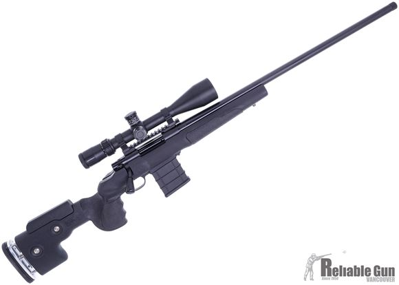 """Picture of Used Howa 1500 GRS HB Bolt Action Rifle, 6.5 Creedmoor, GRS Stock, Nikon FX1000 4-16x50 FX-MOA Reticle, 26"""" Heavy Barrel, 10rd Mag, NIB/Unfired"""