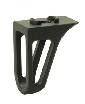 Picture of Timber Creek Outdoors AR15 Parts - Skeletonized Low Profile Hand Stop, Keymod, Black