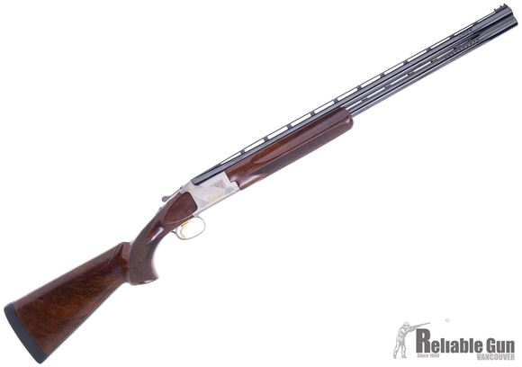 """Picture of Used Browning Citori XS Skeet Over-Under 12ga, 3"""" Chambers, 28"""" Ported Barrels, 7 Chokes, Adjustable Comb, Leather Takedown Case, Excellent Condition"""