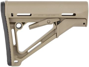 Picture of Magpul Buttstocks - CTR Carbine, Mil-Spec, Flat Dark Earth