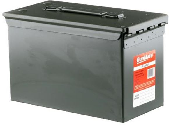 Picture of Gunmate Ammo Containers - 50 Cal Ammo Can, Steel, OD