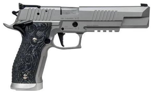 Picture of Sig Sauer P226 X-Six Super Match Single Action Semi-Auto Pistol - 9mm, 2x10rds