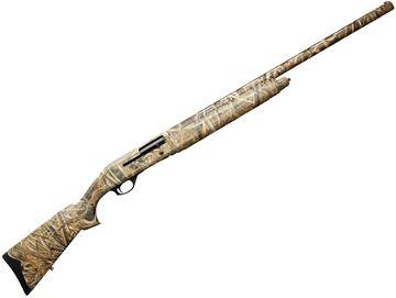 "Picture of Charles Daly CA612 Realtree Semi-Auto Shotgun - 12Ga, 3"", 28"", Realtree Max-5 Camo, Checkered Wood Stock, 4rds, Vented Rib, Fixed Fiber Optic Front Sight, Mobil Choke (IC,M,F)"