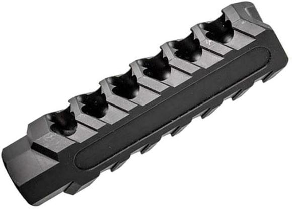 Picture of Cobalt Kinetics Muzzle Device - PRO Muzzle Brake, Black, 1/2x28, .223