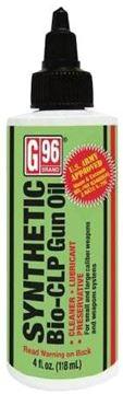 Picture of G96 Synthetic Bio-CLP Gun Oil - 4fl. oz.